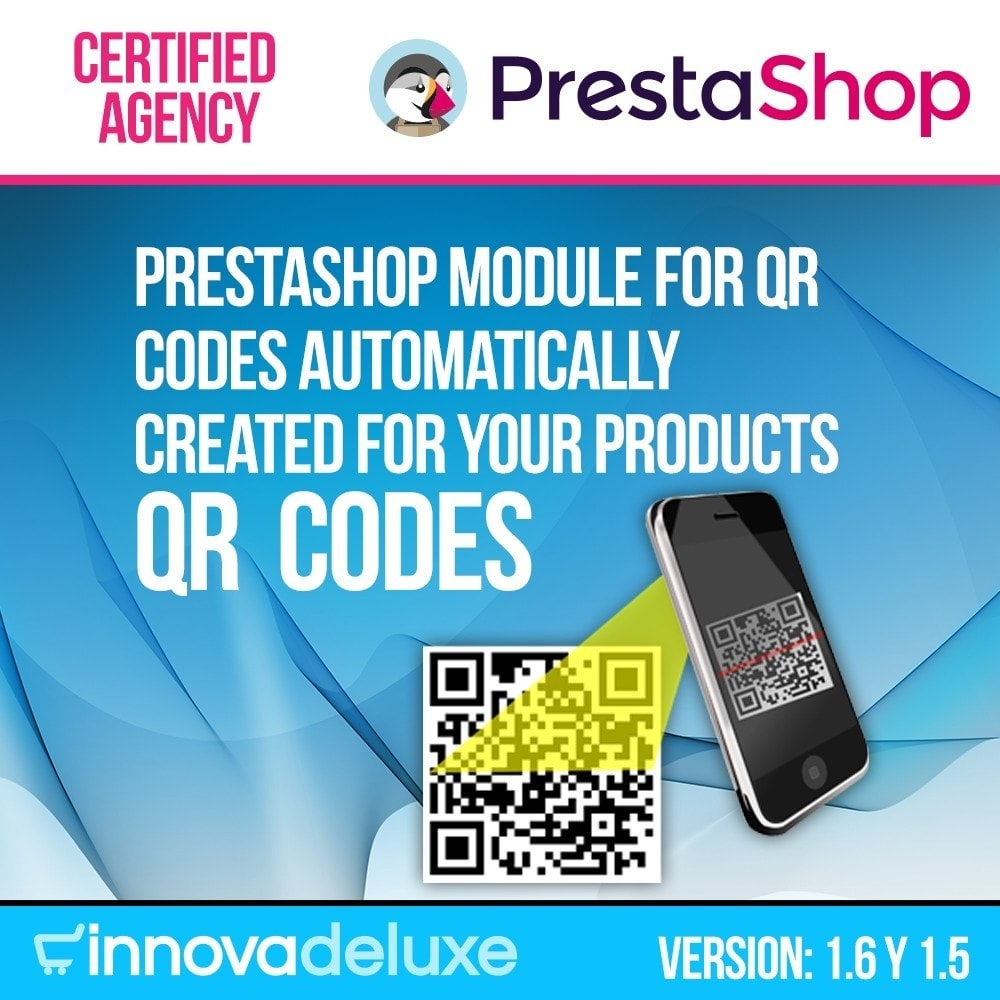 module - Mobile - QR Code on product page (BIDI) - 1