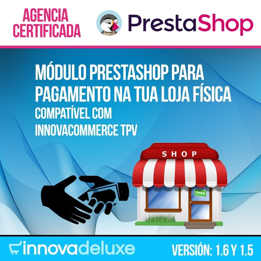 bundle - As ofertas do momento - Economize! - Pack 3 - essential payment modules - 1