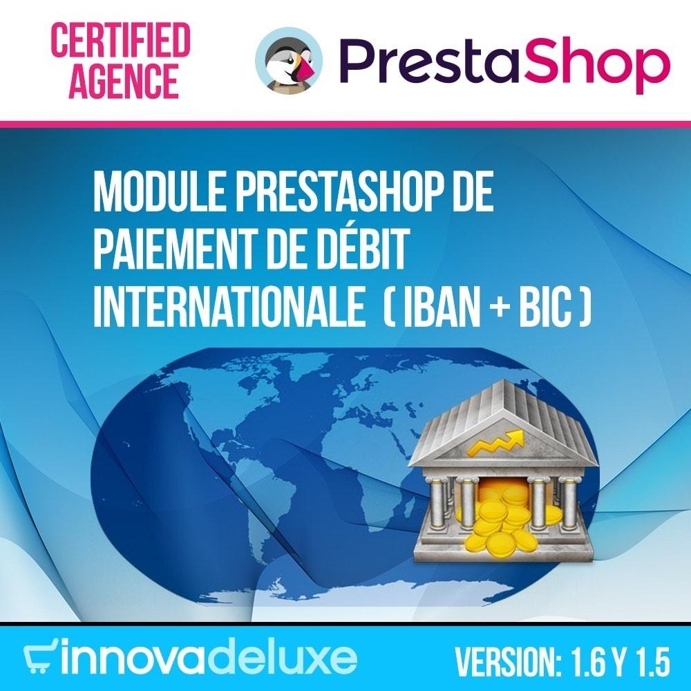 module - Paiement par Transfert Bancaire - Paiement par Domiciliation Bancaire (Virement bancaire) - 1