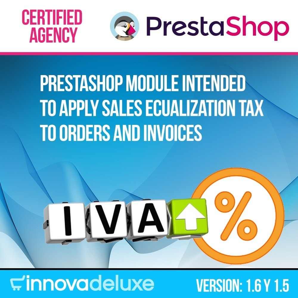 module - B2B - Applying sales equalization tax to orders and invoices - 1