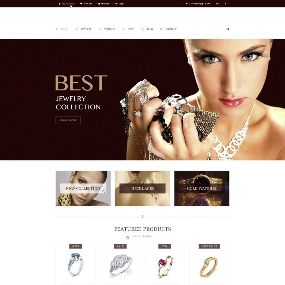 theme - Bijoux & Accessoires - Diamant - De Magasin de Bijoux - 2