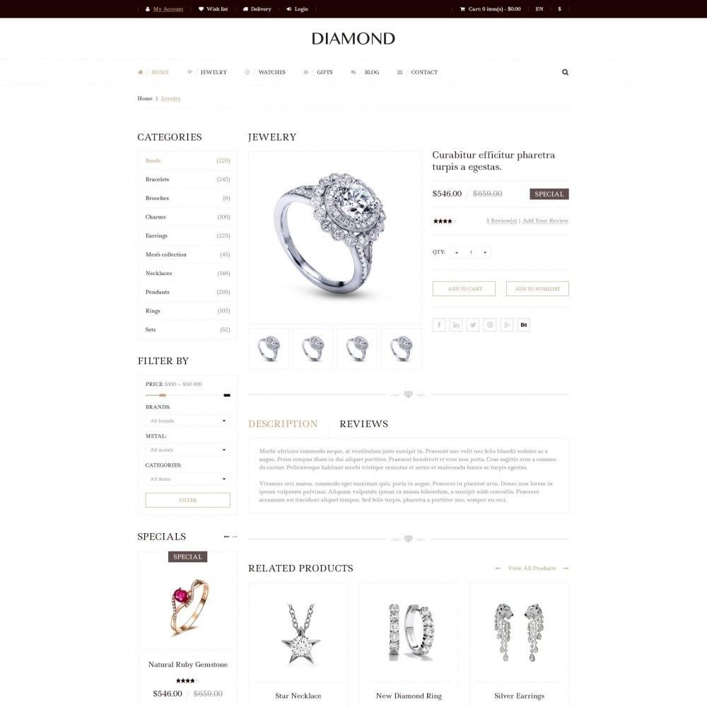 theme - Bijoux & Accessoires - Diamant - De Magasin de Bijoux - 4