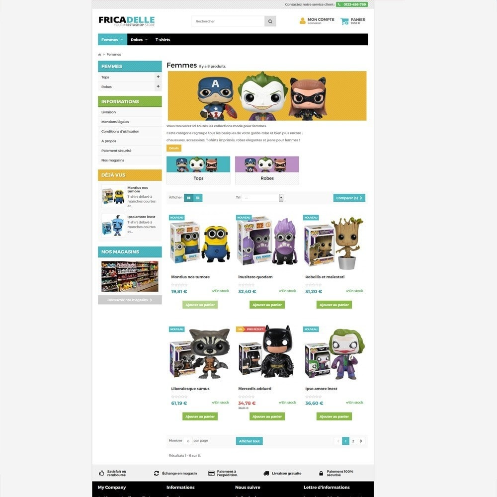 theme - Kinderen & Speelgoed - Fricadelle Responsive - 8