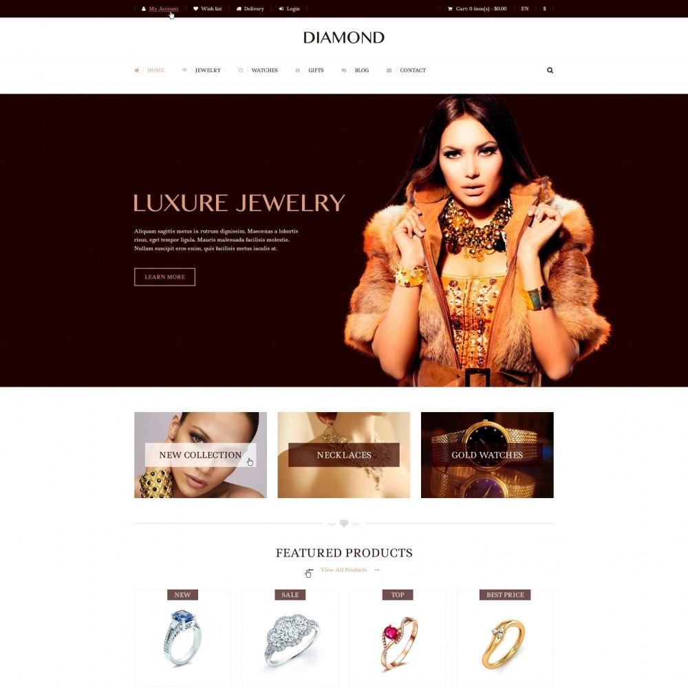 theme - Joyas y Accesorios - Diamante - De Joyería - 2