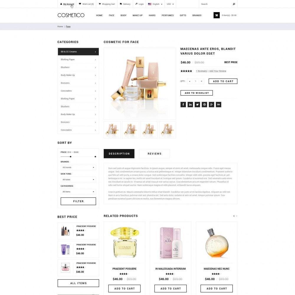 theme - Salud y Belleza - Cosmetico - Tienda de Cosméticos - 3