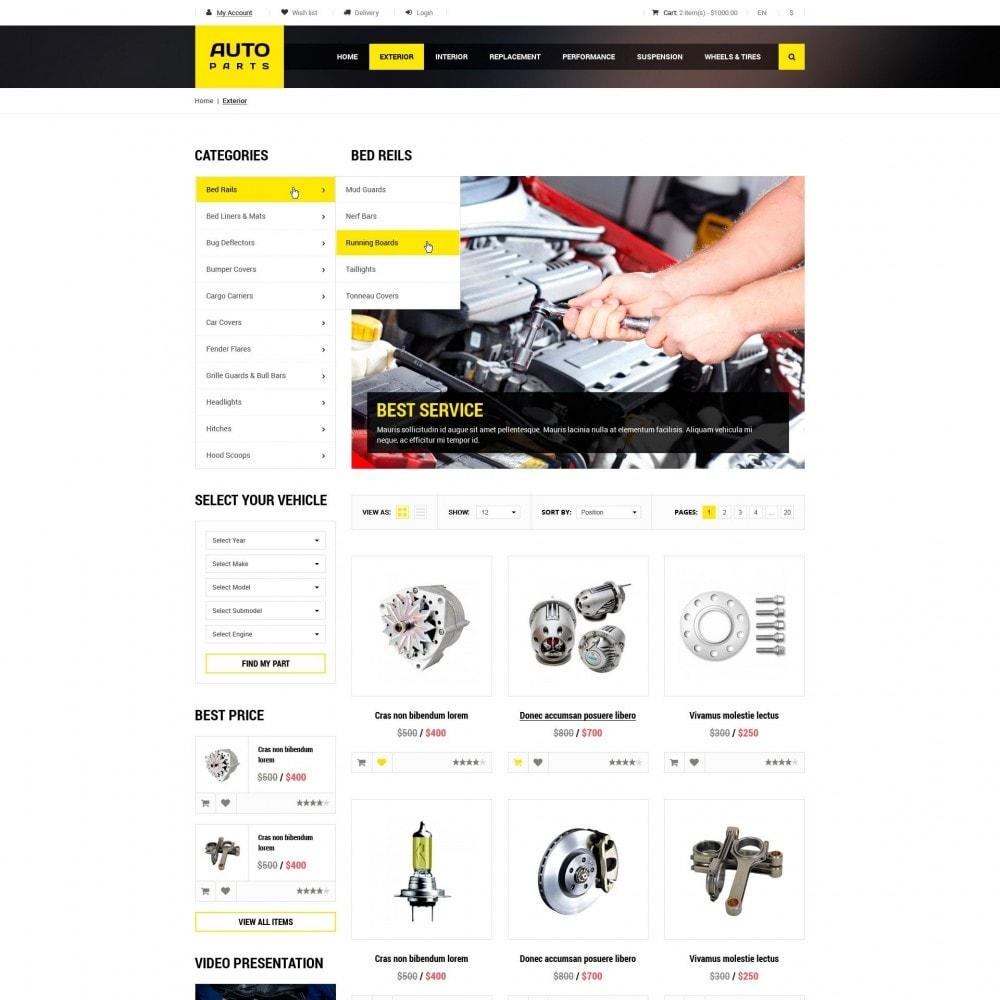 theme - Auto & Moto - Ricambi Auto - 3