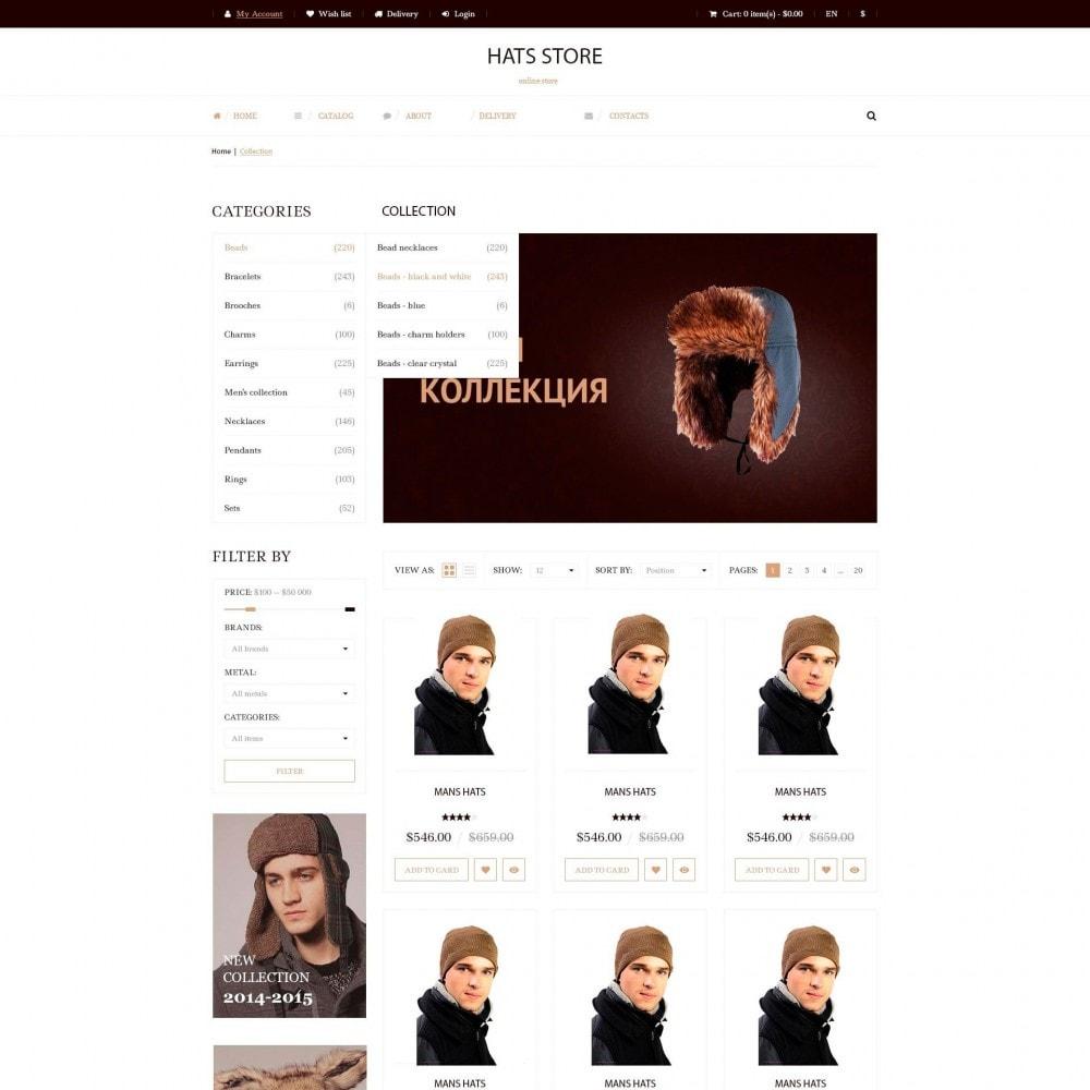 theme - Mode & Schoenen - Foxberry - Hoeden Winkel - 3