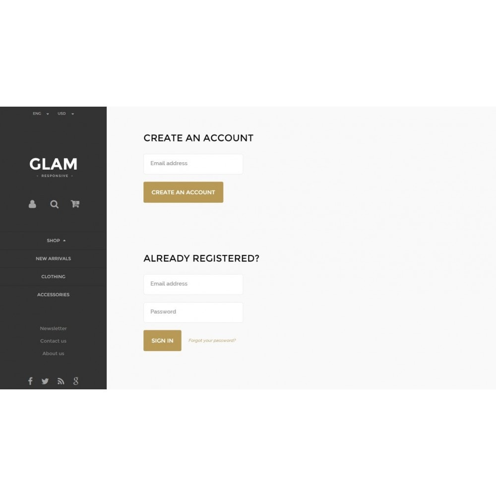 theme - Fashion & Shoes - Glam Prestashop 1.6 Responsive Template - 11