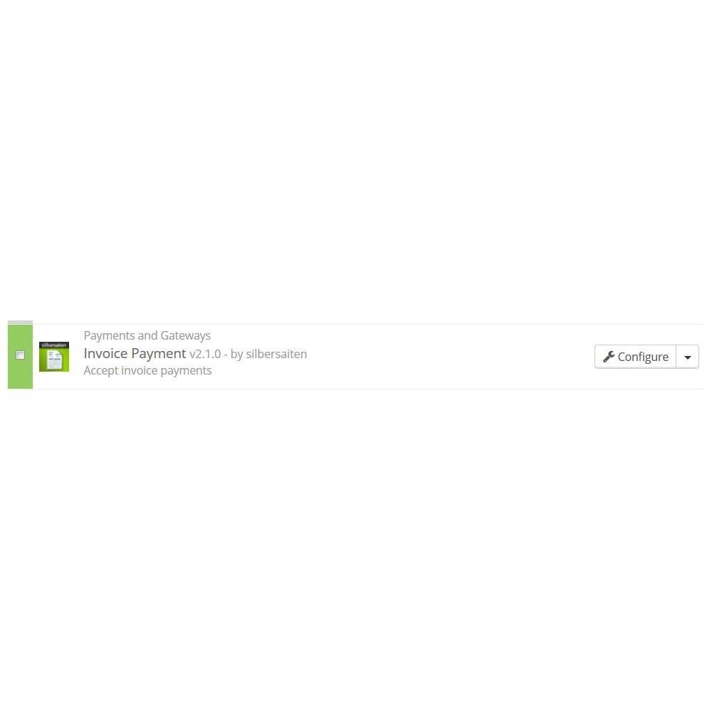 module - Оплата счетом-фактурой - Invoice Payment - 2