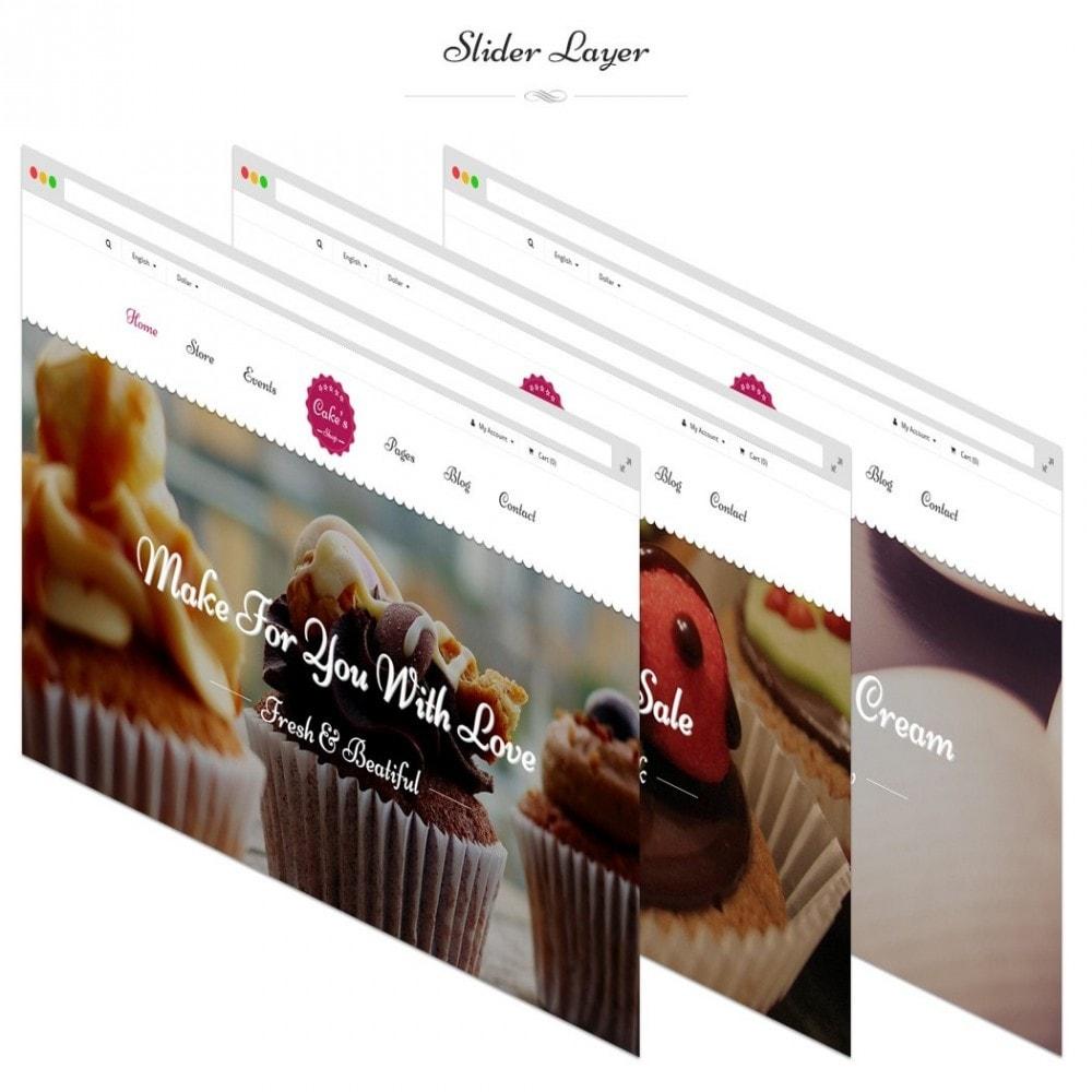 theme - Cibo & Ristorazione - JMS Cake - 3