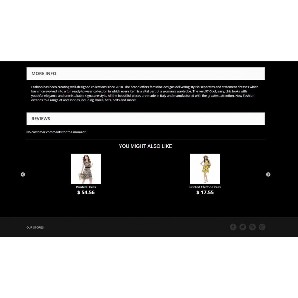 module - Cross-selling & Product Bundle - Similar products slider - 2