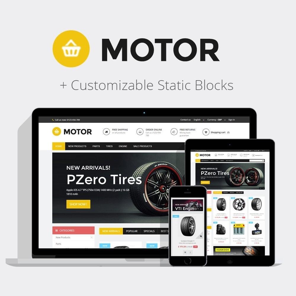 theme - Carros & Motos - AUTO 1.6 Responsive - 1