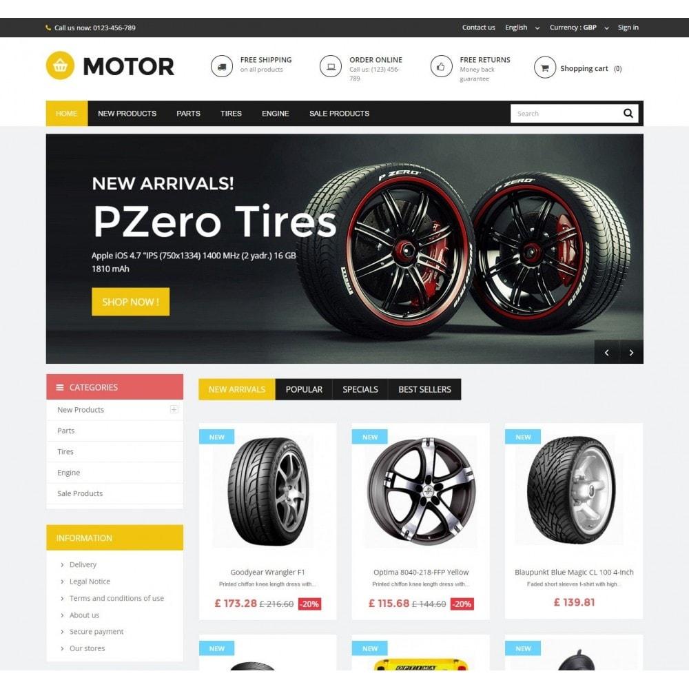 theme - Autos & Motorräder - AUTO 1.6 Responsive - 2