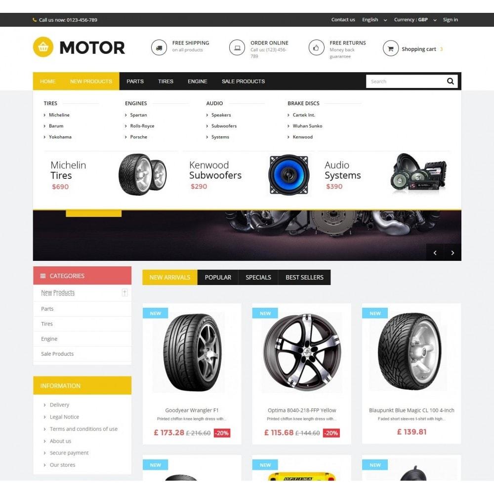 theme - Carros & Motos - AUTO 1.6 Responsive - 4