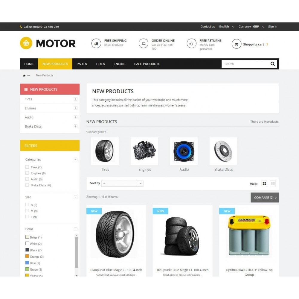 theme - Autos & Motorräder - AUTO 1.6 Responsive - 5