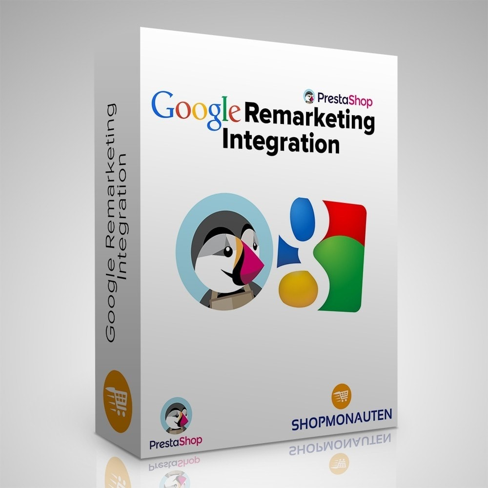 module - Remarketing & Shopping Cart Abandonment - Google Remarketing Tag - 1