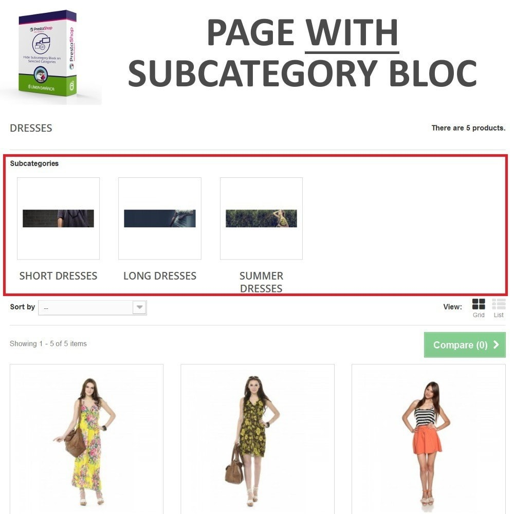 module - Ferramentas de Administração - Hide Subcategory Block on Selected Categories - 3