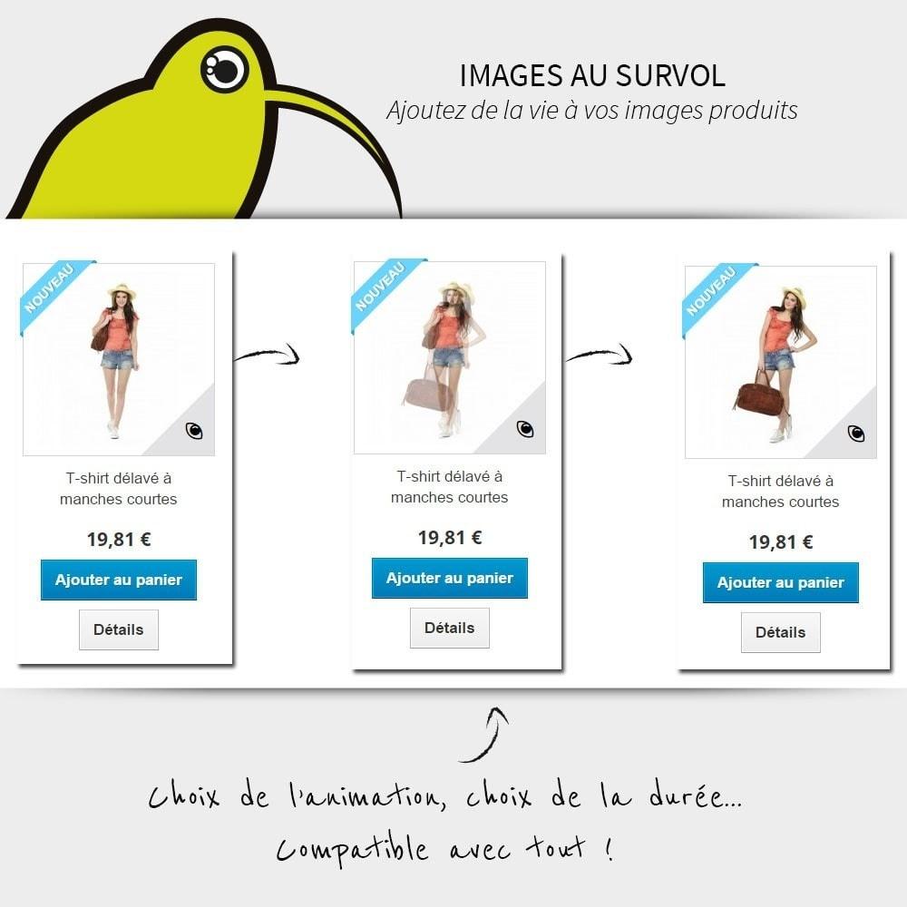 module - Visuels des produits - Images au survol | Hover - 1