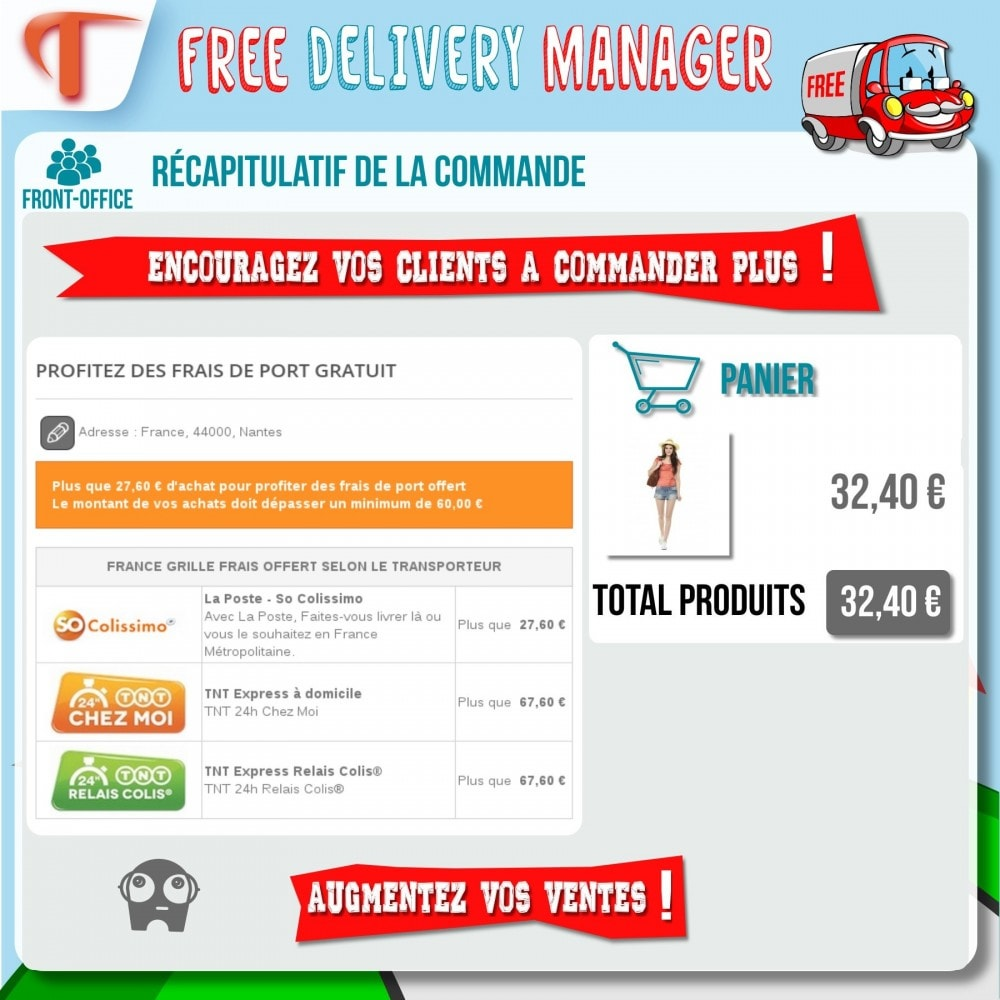 bundle - Remarketing & Paniers Abandonnés - Booster de ventes - 5