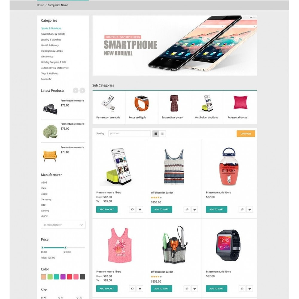 theme - Мода и обувь - DealMarket - Fashion Store - 5