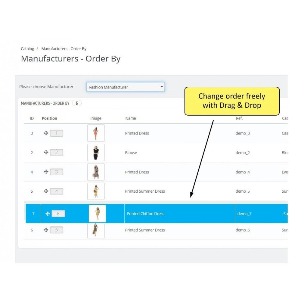 module - Merken & Fabrikanten - InBrandSort - Sort products in Brand list - 3