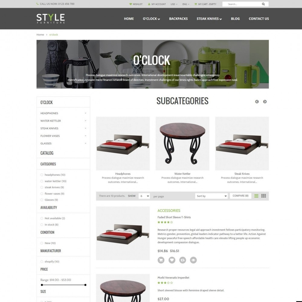 theme - Maison & Jardin - Responsive Furniture & Interior PrestaShop Theme - 3