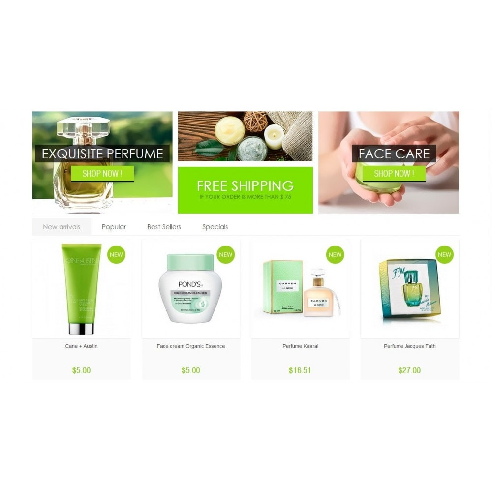 theme - Health & Beauty - Natural Cosmetics 1.6 Responsive - 4