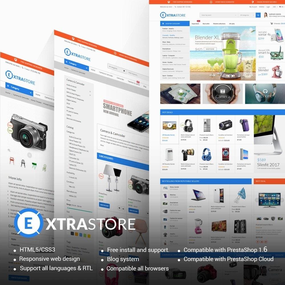 theme - Elektronika & High Tech - ExtraStore - Houseware Electronic - 1