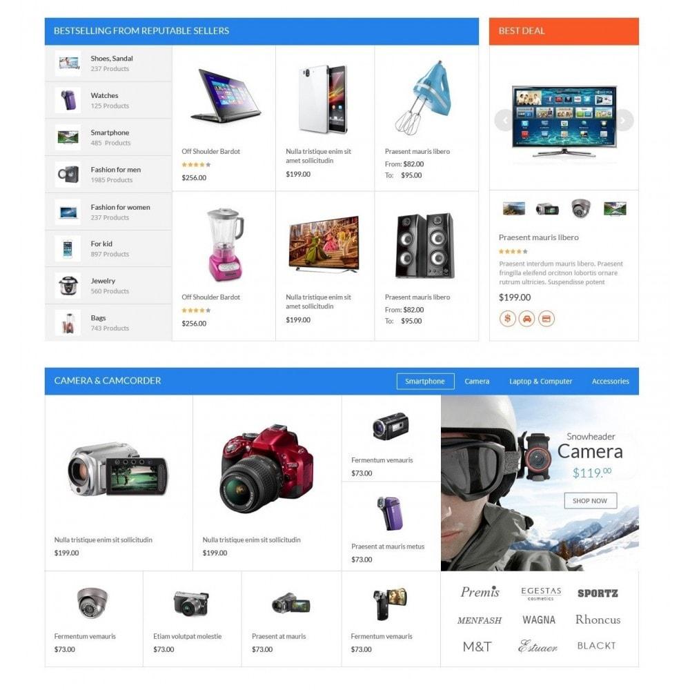 theme - Elettronica & High Tech - ExtraStore - Houseware Electronic - 3