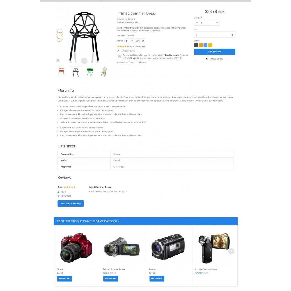 theme - Elektronika & High Tech - ExtraStore - Houseware Electronic - 6