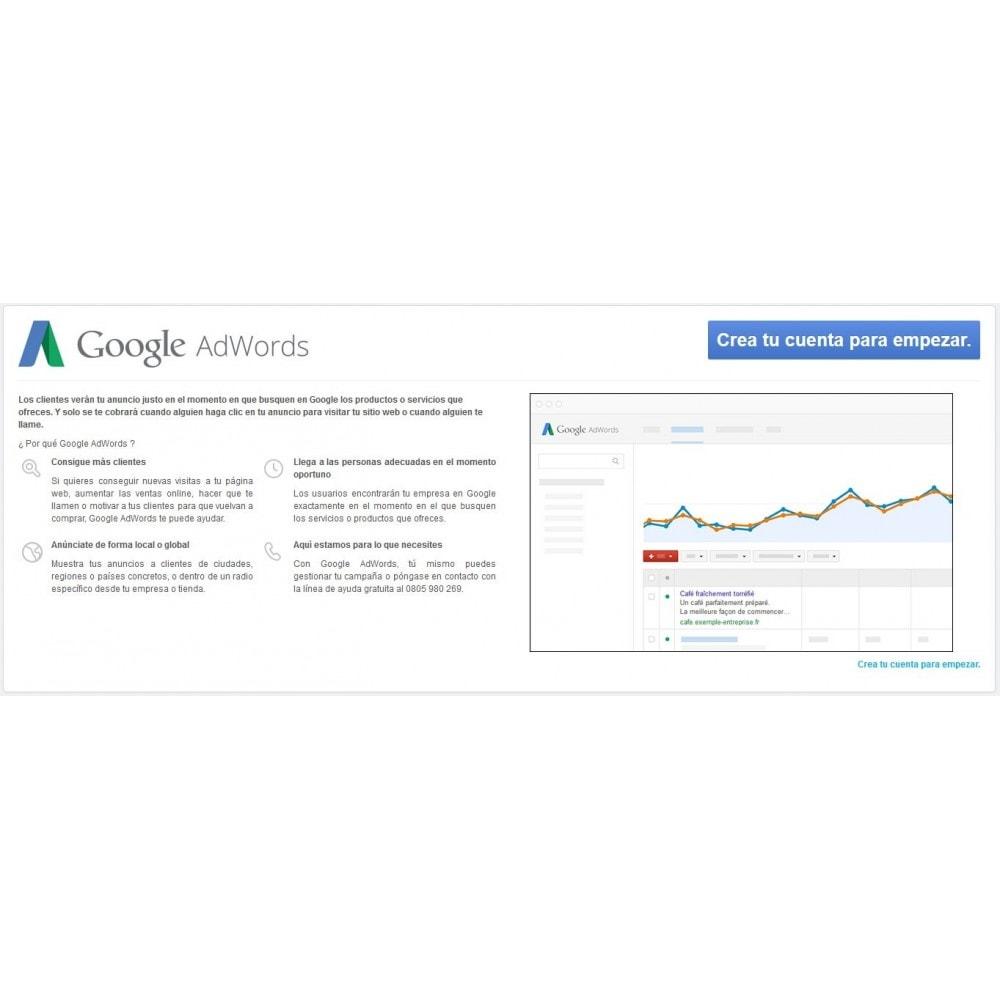 module - SEM SEA - Posicionamiento patrocinado & Afiliación - Google Adwords Conversiones - 1