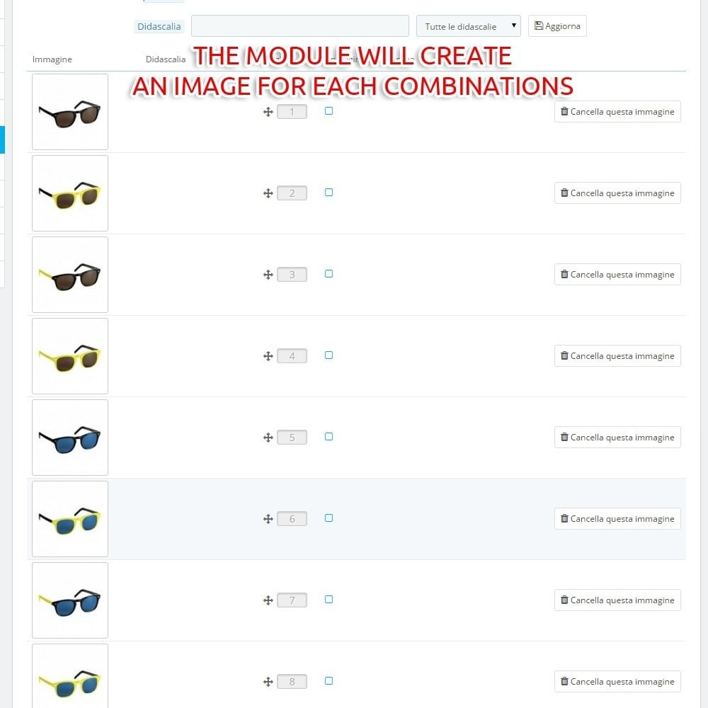 module - Versies & Personalisering van producten - LS Products Configurator - 6
