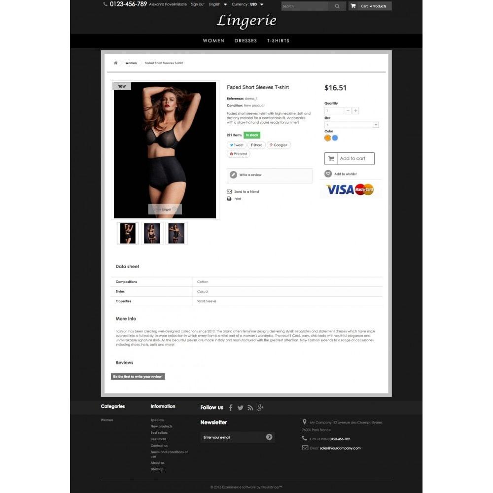 theme - Lingerie & Adulte - Lingerie 1.6 Responsive - 7