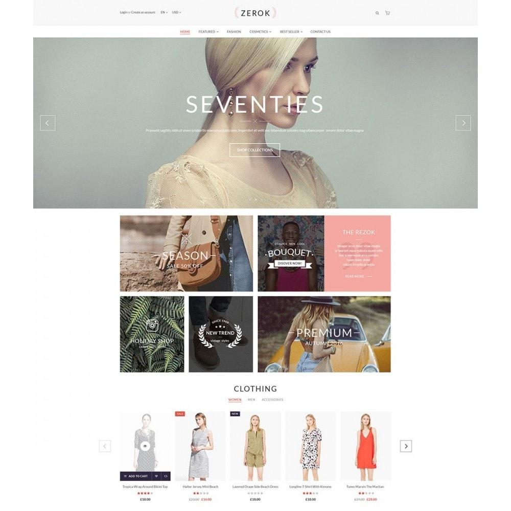 theme - Moda & Obuwie - Zerok - Fashion Store - 2