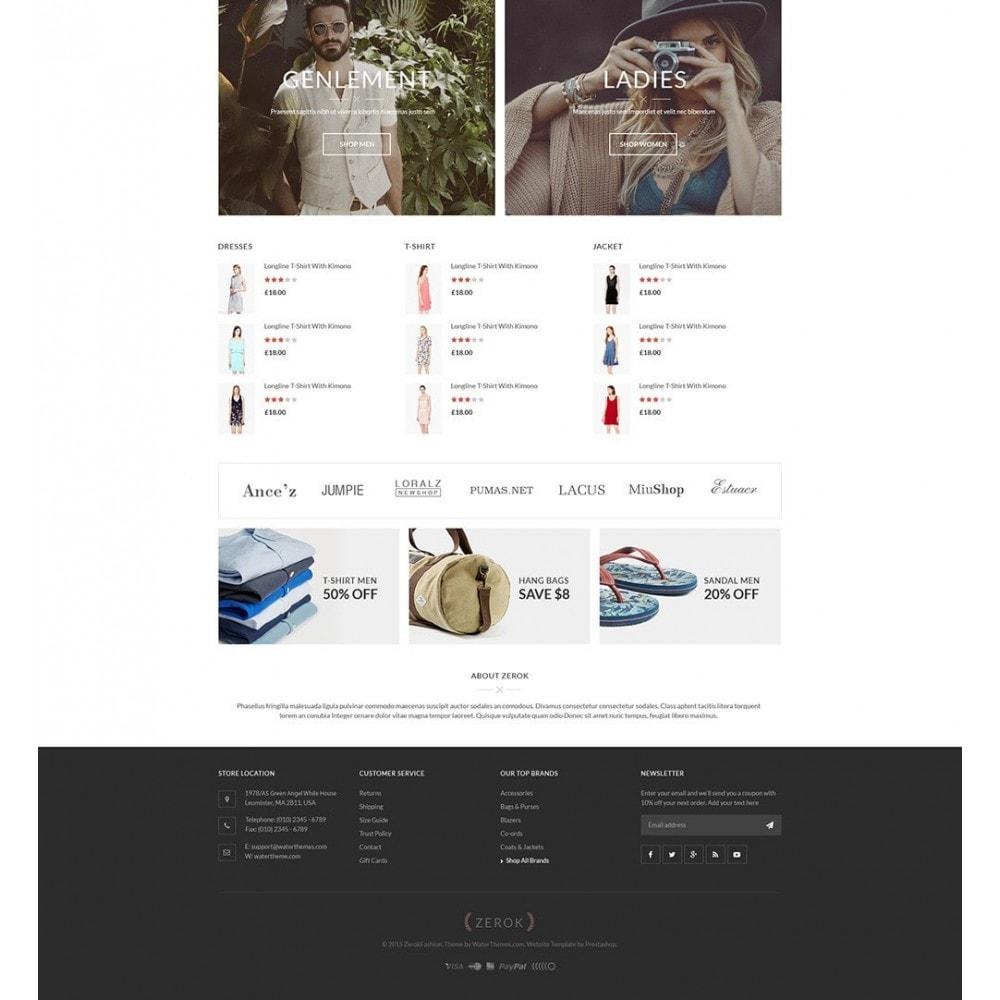 theme - Moda & Obuwie - Zerok - Fashion Store - 3