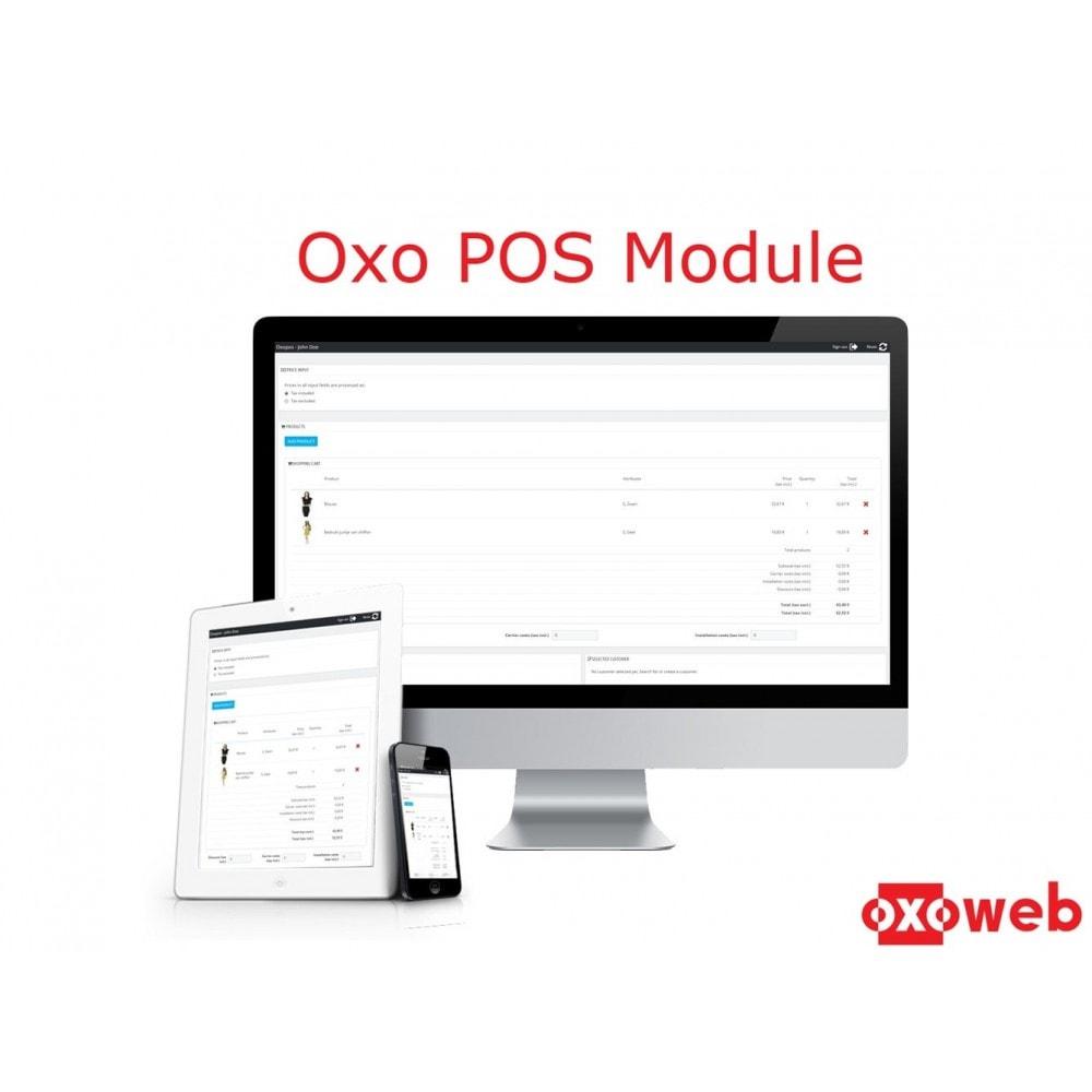 module - Software de caixa (POS) - Oxopos - Point Of Sale - 1