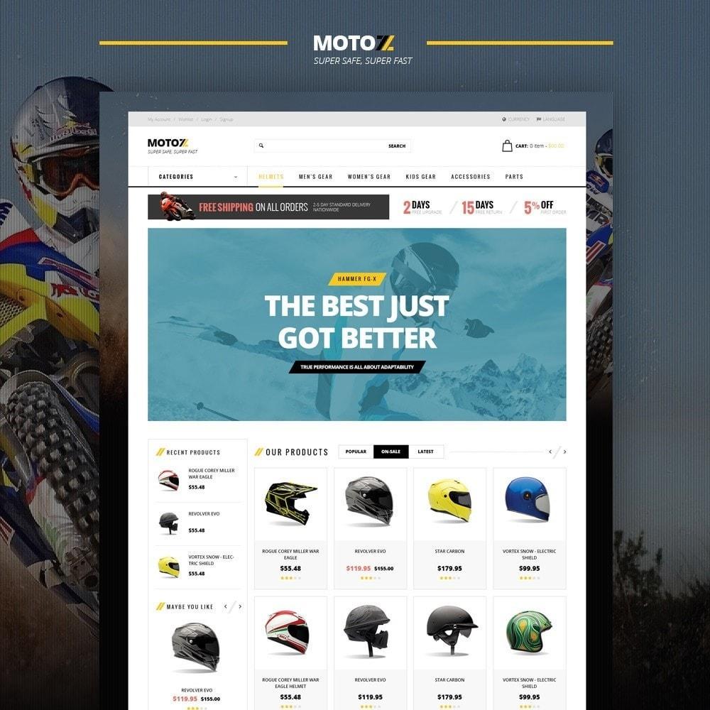 theme - Desporto, Actividades & Viagens - Leo Moto  version 1.6 and 1.7 Theme - 2