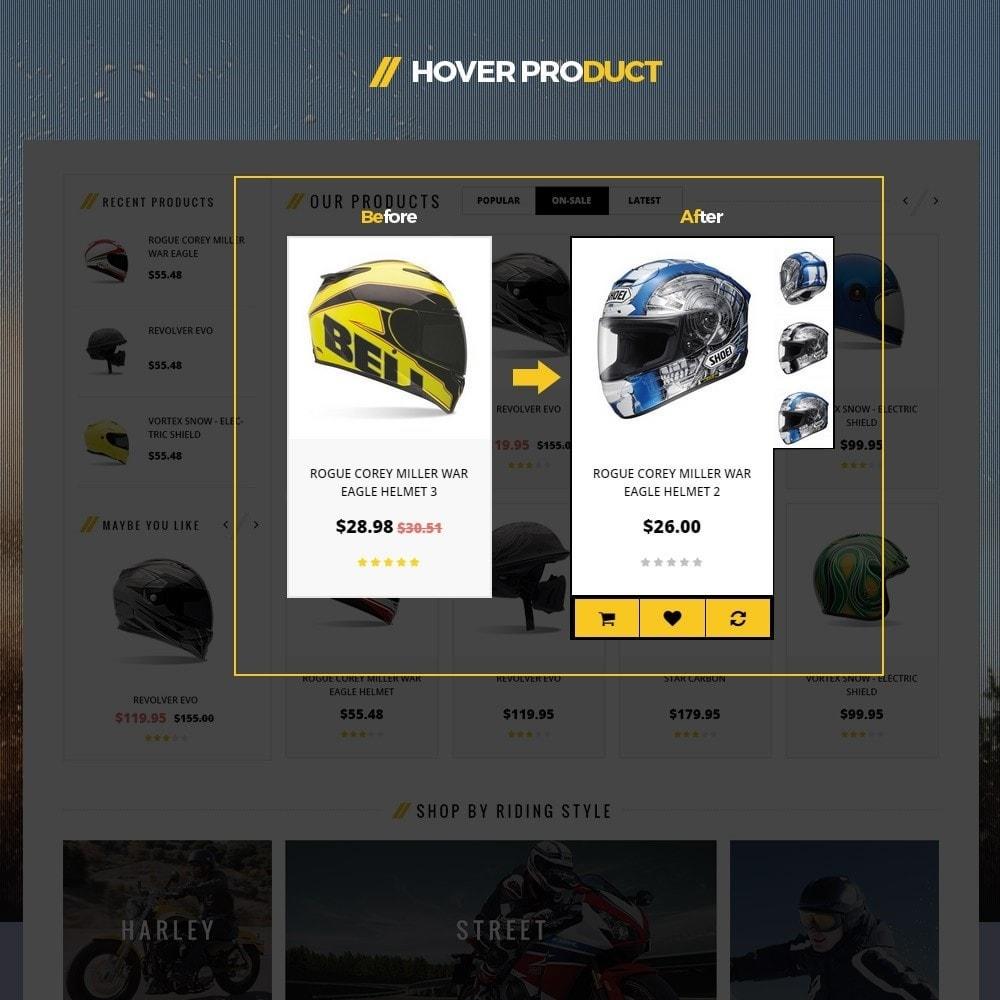 theme - Sport, Activiteiten & Reizen - Leo Moto  version 1.6 and 1.7 Theme - 7