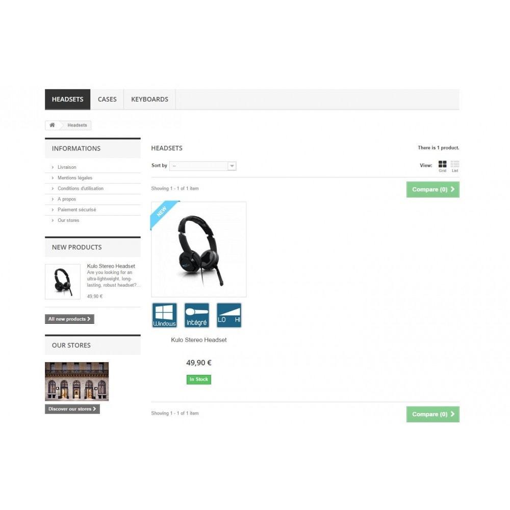 module - Etiquettes & Logos - Pictogrammes Icones Produits - 5