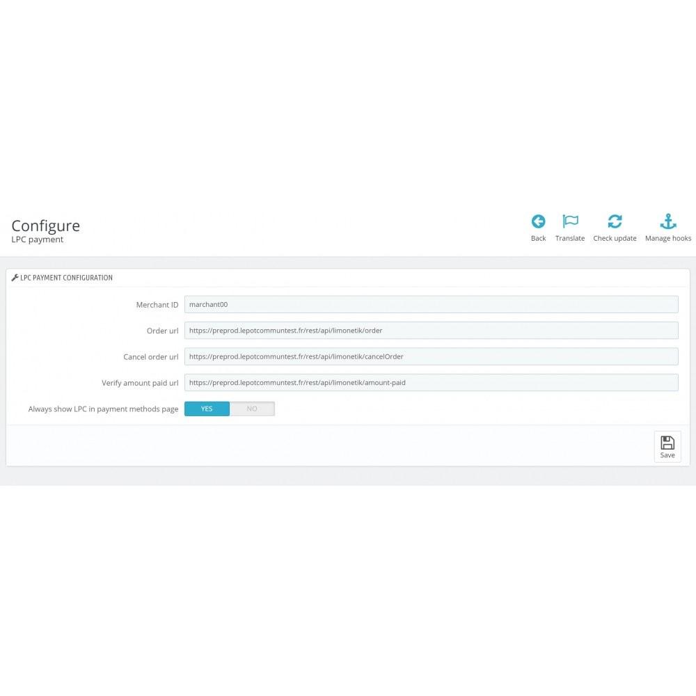 module - Formas de Pagamento Alternativas - Payment Le Pot Commun.fr - 2