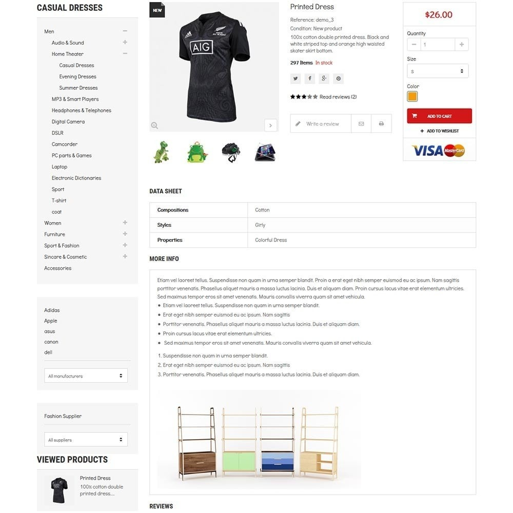 theme - Sports, Activities & Travel - Cr7 - Sport Store - 6