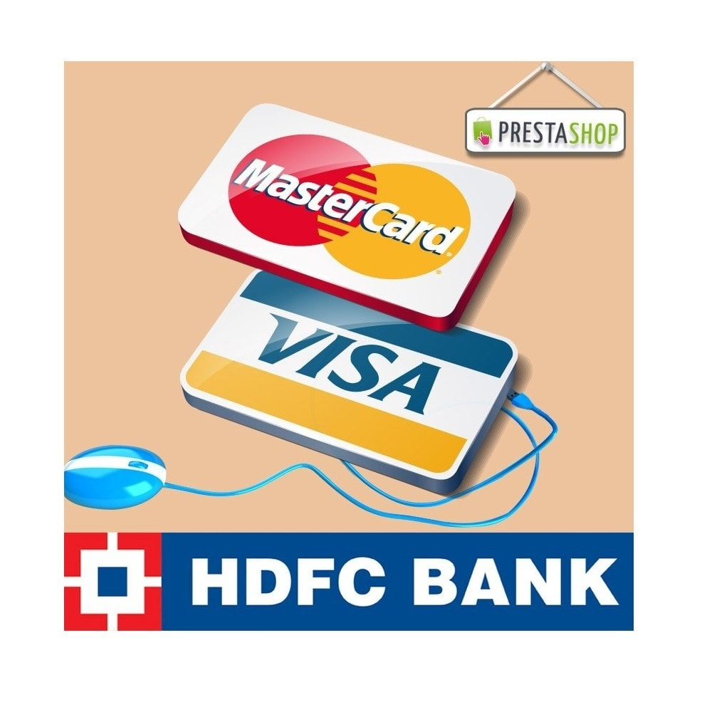 module - Payment by Card or Wallet - HDFC payment gateway powered by FSSNET dual response - 2