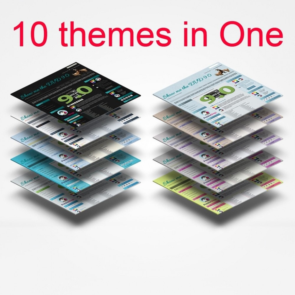 theme - Electronics & Computers - Show Me The DVD - 2
