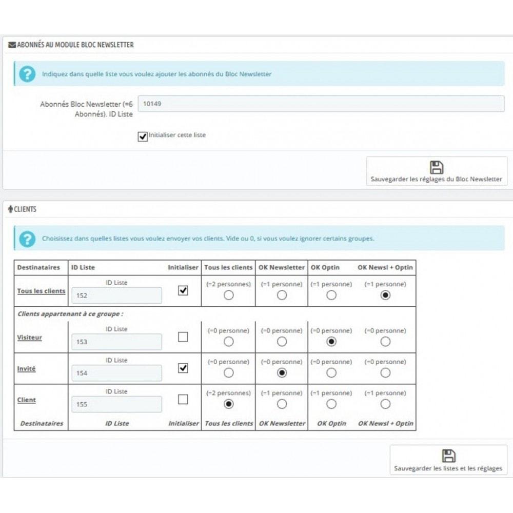 module - Connexion à un logiciel tiers (CRM, ERP...) - sgautorepondeur - 2