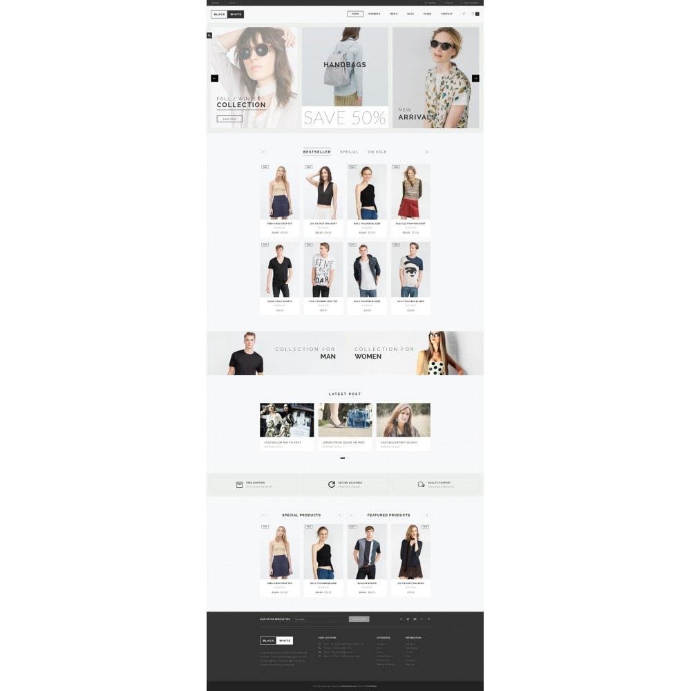 theme - Fashion & Shoes - JMS BlackWhite - 6
