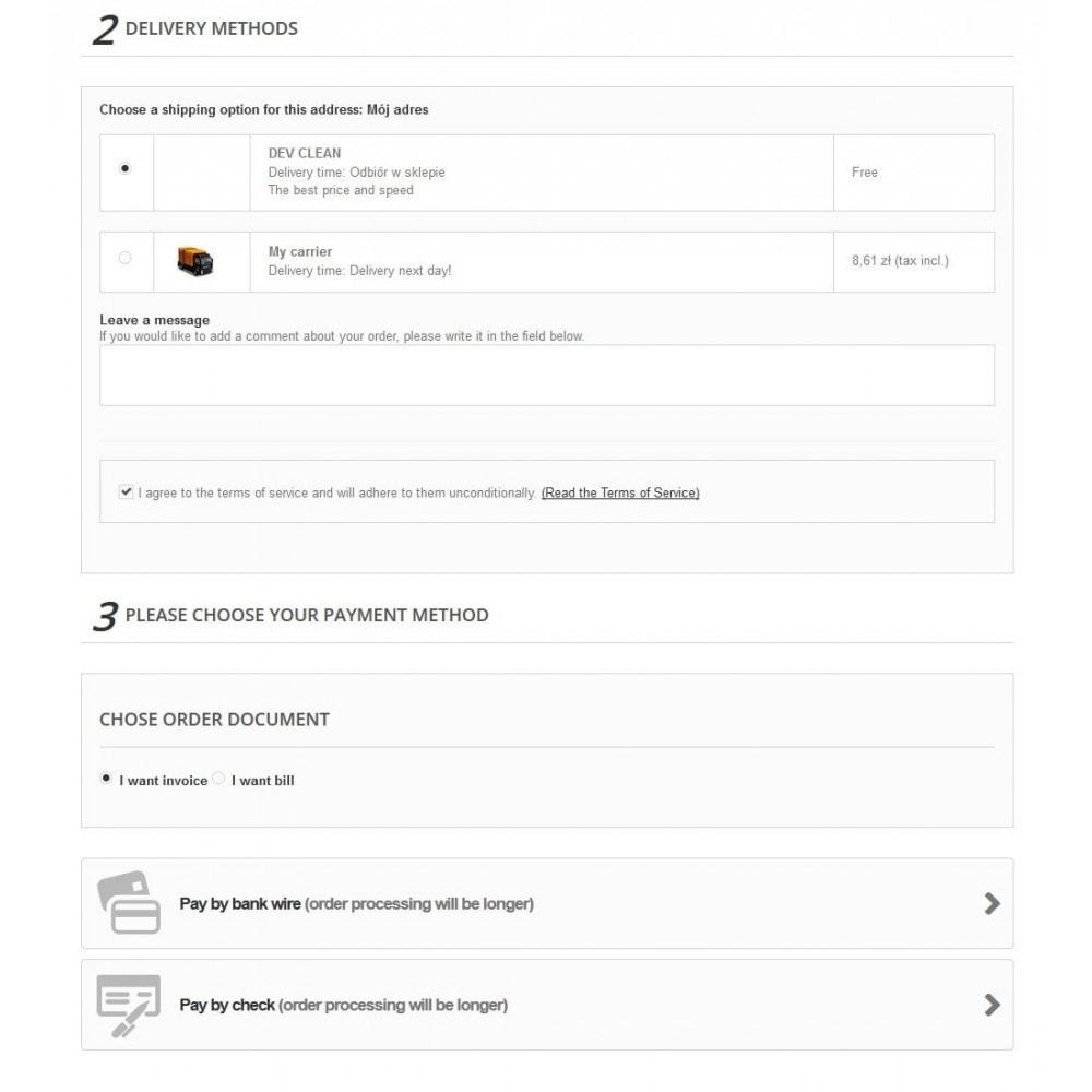 module - Contabilidade & Cobrança - Invoice or bill Pro - 5