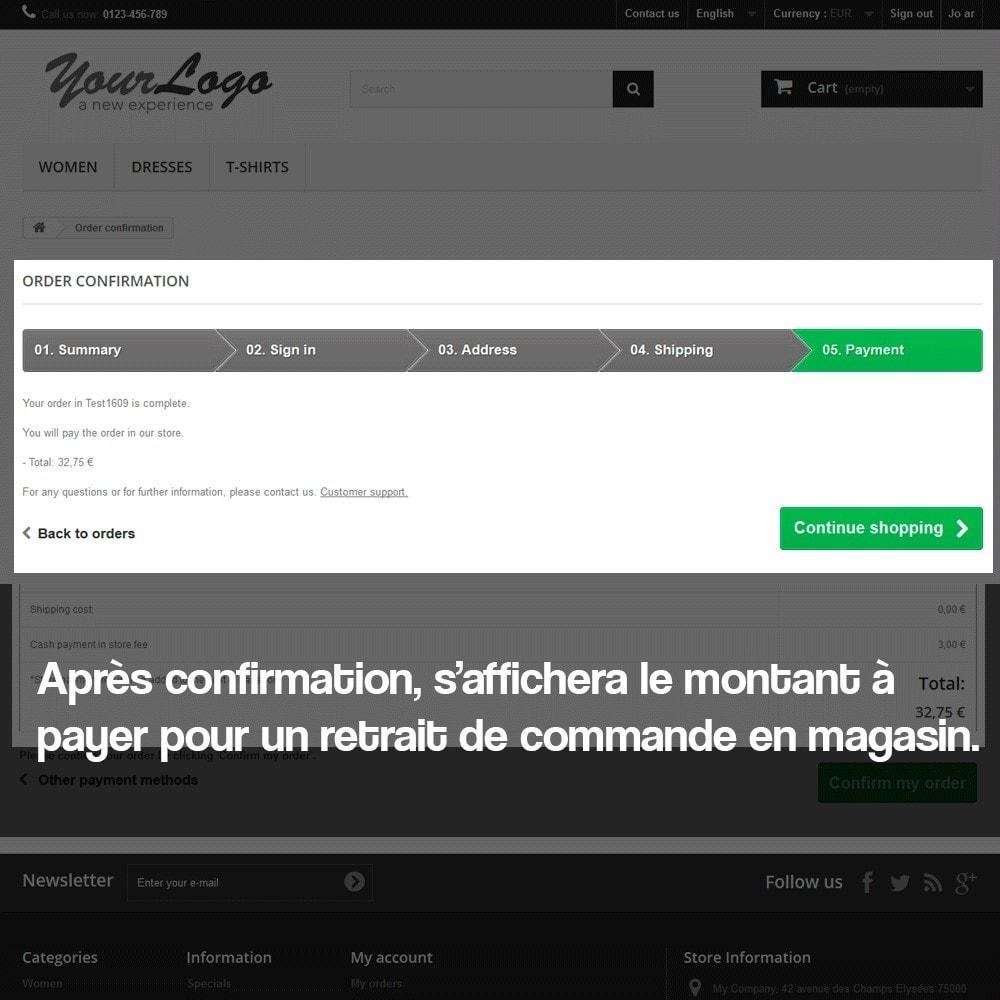 module - Paiement en Magasin - Paiement en magasin physique (commission optionnelle) - 9