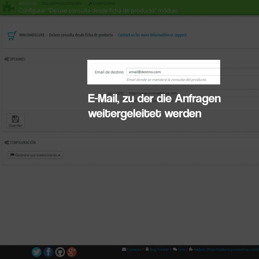 module - Rechtssicherheit - Kontaktformular aus dem Produktblatt - 2