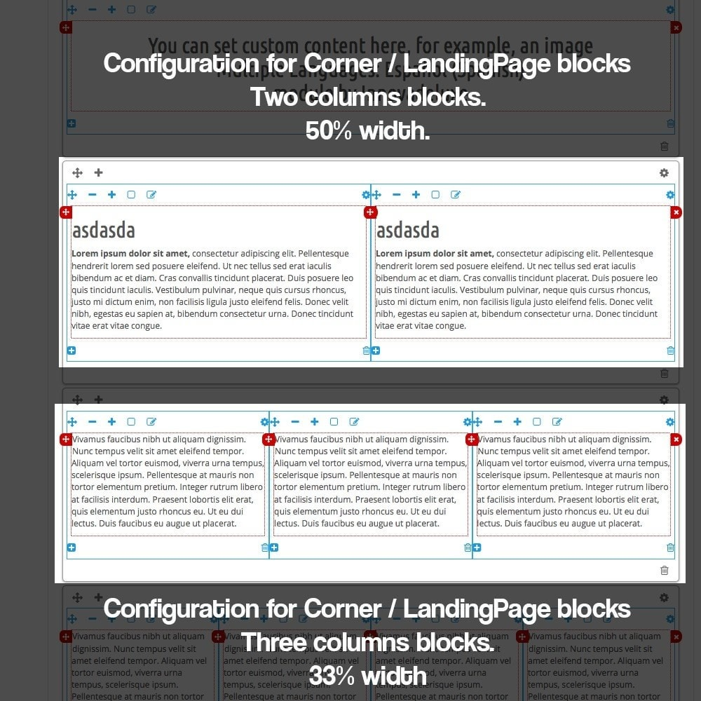 module - SEO - Landing pages, cornes or microsites creator - 12