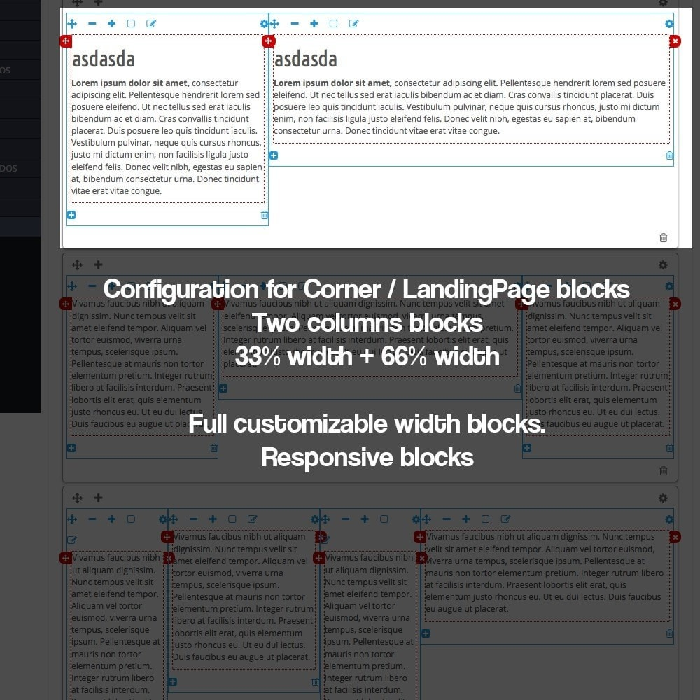 module - SEO - Landing pages, cornes or microsites creator - 14